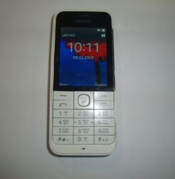 Nokia 220 Dual SIM - folosit