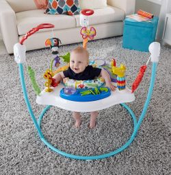 Jumpers fisher-price active animals