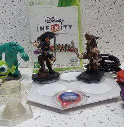 disney infinity xbox 360 endless possibilities