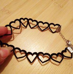 NEW Heart Choker