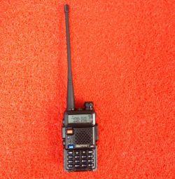 radio Baofeng UV-5R 7.4V Noua garantie