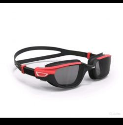 New swimming goggles