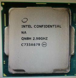 Intel Core i7-8700es șase-core pro