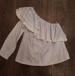 Μπλούζα και πουκάμισο