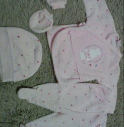 Suit for newborns
