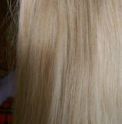 Pui de păr uman
