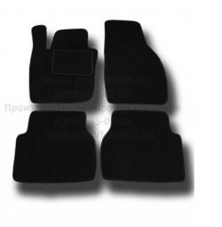 Textile floor mats for Audi Q3 (original)