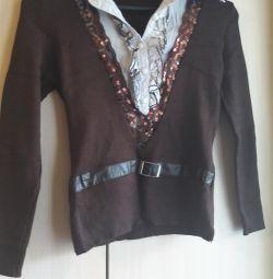 Very original and festive jacket