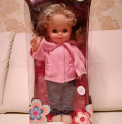 Кукла Инна, новая. Весна 38, со звуком устройством