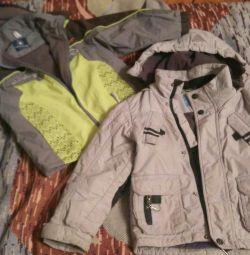 Демисез. курточки