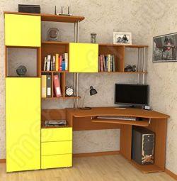 Computer desk Mebelef-31