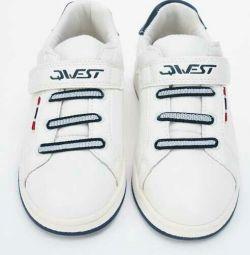 Çocuk spor ayakkabılar