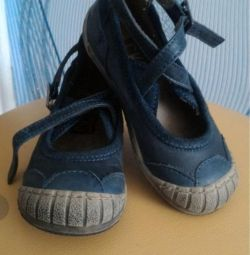 Selling branded leather shoes 24 size-15.5