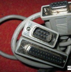 interfață RS-232 port COM