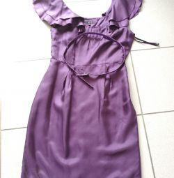 Платье шeлковое, новое