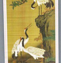 Panno - Scroll of Cranes