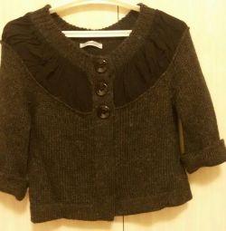 Cardigan sweatshirt Italy
