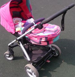 Bebek arabası mamas & papas sola2