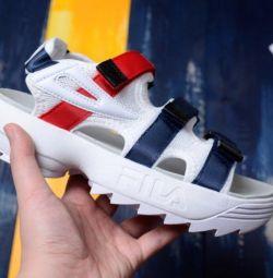 Sandale sandale FILA Disruptor