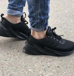 Adidas Sharks Black sneakers