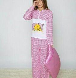 Πιτζάμες για ένα νέο κορίτσι