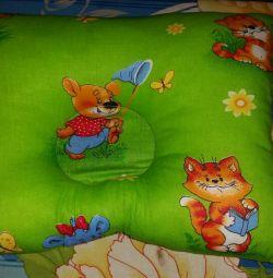 Ορθοπεδικά μαξιλάρια για νεογέννητα