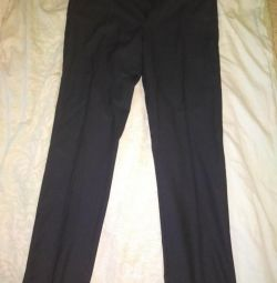 Trousers for men 50-52
