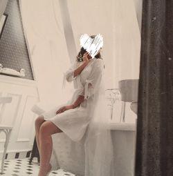 Rochie de nuntă și cămașă