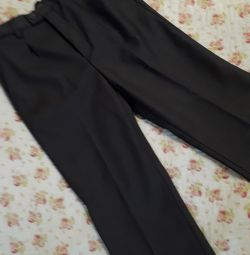 Школьные брюки 140-146