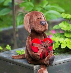 Σκύλος με καρδιά