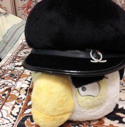 Pălăria de iarnă pentru femei