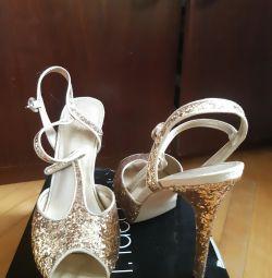 Shoes festive
