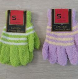 Γάντια για την πριγκίπισσα