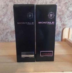 2 аромата от Монталь в одни руки!