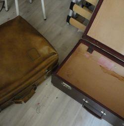 suitcase retro USSR