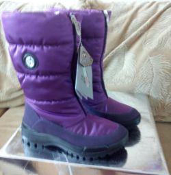 Boots din Alaska