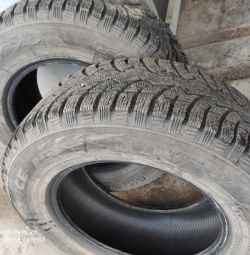 pair of tires Toyo observe G3-ICE 255 / 65R17