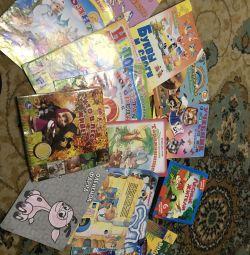 Книжки детские пакетом
