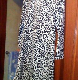 Φόρεμα λεοπάρδαλη