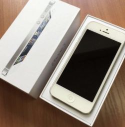 iPhone 5 32gb. сірий