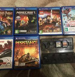 Games for ps vita license