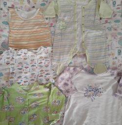 Ρούχα για μωρό