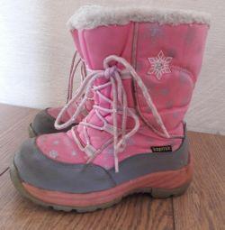 Χειμερινά παπούτσια Kapika