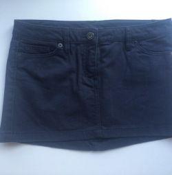 The Beneton skirt