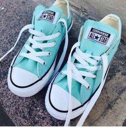 Μετατροπές πάνινα παπούτσια