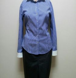Shirt female Zara р.42