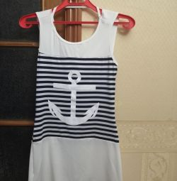 Короткое платье или длинная футболка