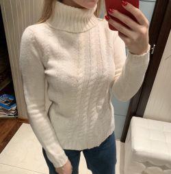 Шерстяной свитер Glenfield s-m размер