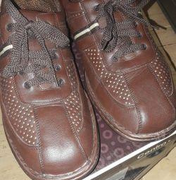 Ανδρικά παπούτσια άνοιξη / φθινόπωρο. 42 μέγεθος
