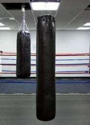 Pungă de box 75 kg Premium Black Series